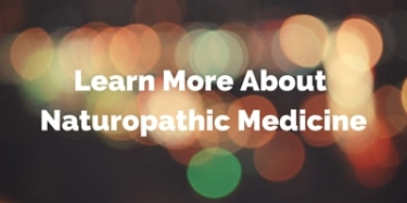 Learn about naturopathic medicine from Dr. Laurie Menk Otto