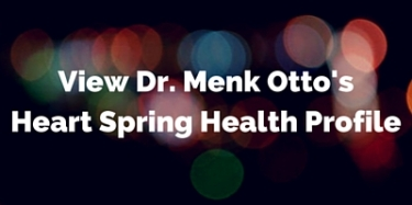 Dr. Laurie Menk Otto's Heart Spring Health Profile